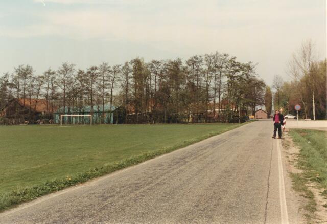 650844 - Gebied waar de latere woonwijk 'De Reeshof' is gebouwd.