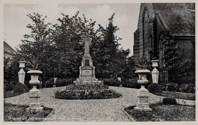 084430 - H. Hartbeeld naast de Petruskerk aan de Vrijthof.