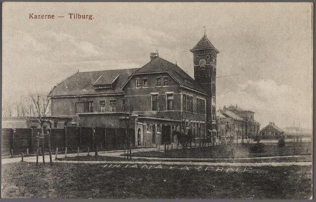 010969 - Kromhoutkazerne aan de Bredaseweg.