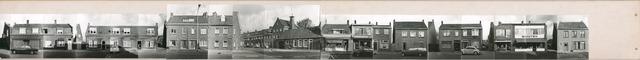 1625_0093 - Fotostrook; straatwand; panden aan de linten en hoofdverbindingswegen in het centrum van de stad; ; foto's werden tussen 1976 en 1985 gemaakt. (foto gemaakt in periode 1976-1985)
