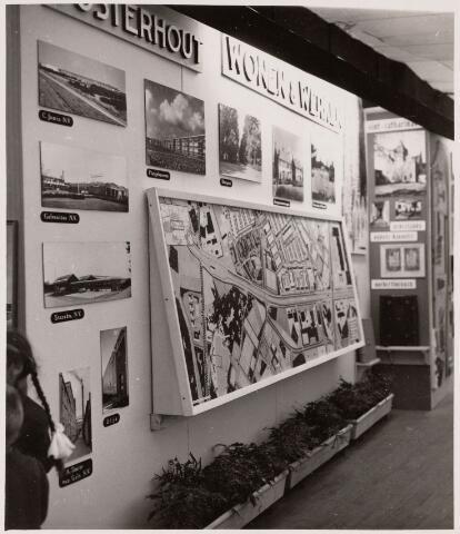 100045 - Tentoonstellingen. Oosterhout op de Noord Brabantweek