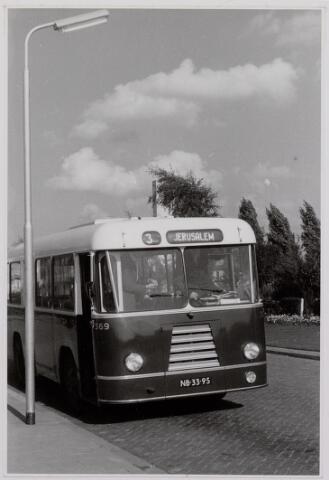 041529 - Openbaar vervoer. transportbedrijven, busondernemingen, taxi-vervoer. Autobusdienst B.B.A.