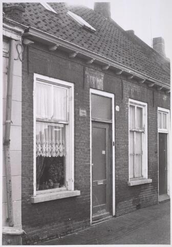 024955 - Pand Laagstraat 16 halverwege 1970