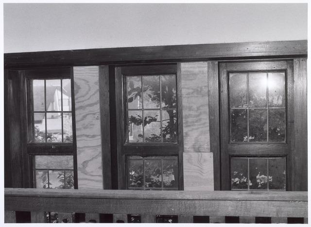 017926 - Detail van het interieur van hofstede De Blaak