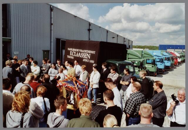 065424 - Transportbedrijf Claassen. Viering van het 150-jarig bestaan van de firma.