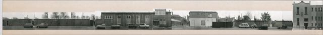 1625_0052 - Fotostrook; straatwand; panden aan de linten en hoofdverbindingswegen in het centrum van de stad; ; foto's werden tussen 1976 en 1985 gemaakt. (foto gemaakt in periode 1976-1985)