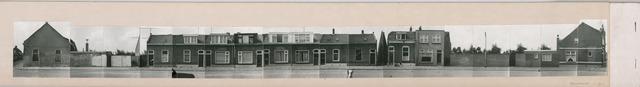 1625_0135 - Fotostrook; straatwand; panden aan de linten en hoofdverbindingswegen in het centrum van de stad; Hooistraat 1-19; foto's werden tussen 1976 en 1985 gemaakt. (foto gemaakt in periode 1976-1985)