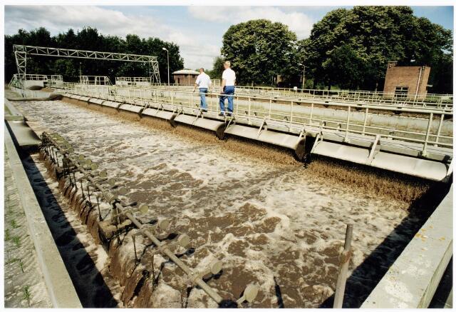 039918 - Waterzuivering Oost aan de Hoevense Kanaaldijk.