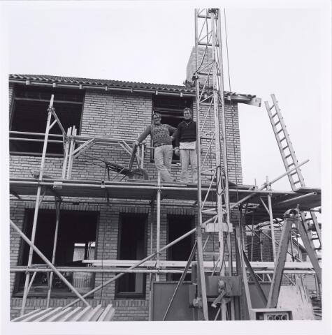 013998 - De Blaak in opbouw, Aa of Weerijs