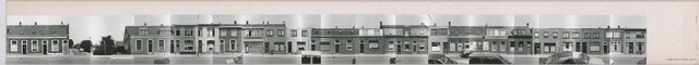 1625_0196 - Fotostrook; straatwand; panden aan de linten en hoofdverbindingswegen in het centrum van de stad; + hoek; foto's werden tussen 1976 en 1985 gemaakt. (foto gemaakt in periode 1976-1985)