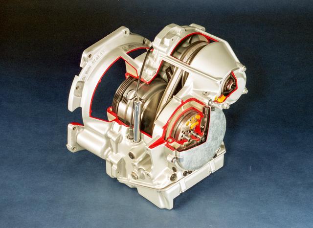 D-000122-1 - Van Doorne's Transmissie, thans Bosch Transmission Technology, aan de Dr. Hub. van Doorneweg, 1988-1991.