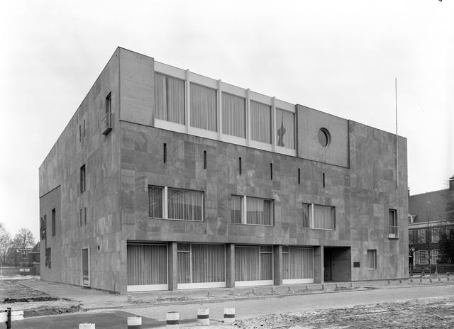 D-001626-1 - Kantongerecht, Paleisring: Ontwerp van Jos. Bedaux