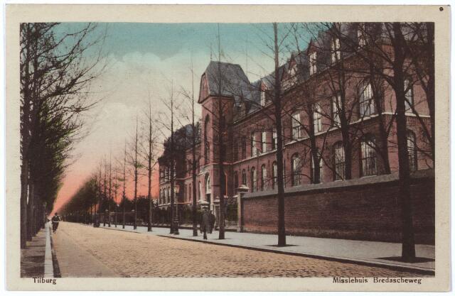 000143 - Missiehuis van de missionarissen van het H. Hart aan de Bredaseweg.