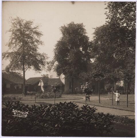 023357 - Julianapark in 1912, drie jaar na de aanleg ervan