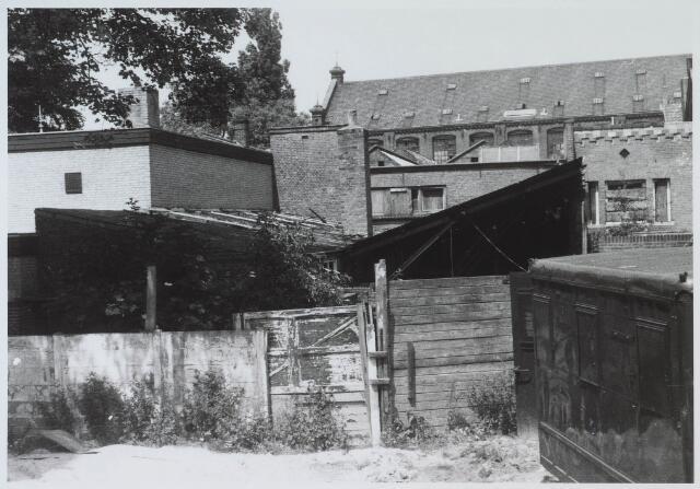 024466 - Achterzijde van woningen aan de Korte Tuinstraat