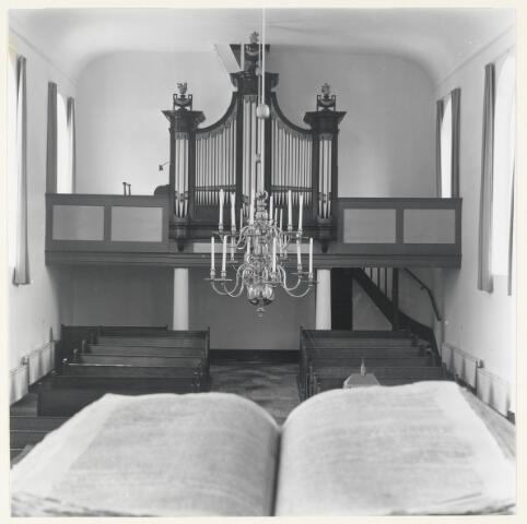 90748 - Made en Drimmelen. Orgel in de Nederlands Hervormde Kerk aan de Patronaatstraat, Made