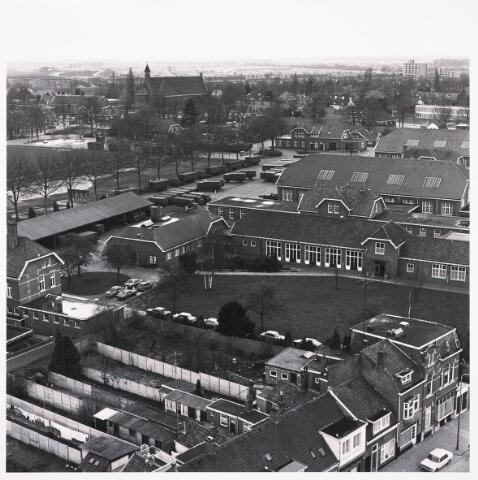 036733 - Panorama van Tilburg vanaf de watertoren