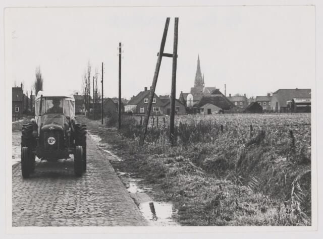 081971 - Toekomstig bouwterrein oostkant Rijen richting Tilburg