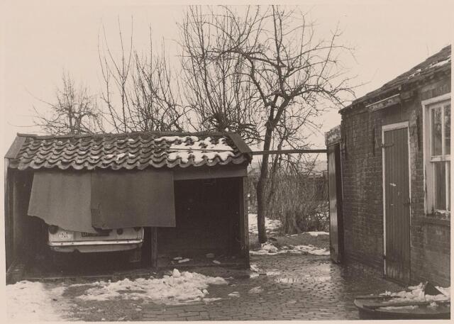 026196 - Achterzijde van de panden Lijnsheike 66 en 68
