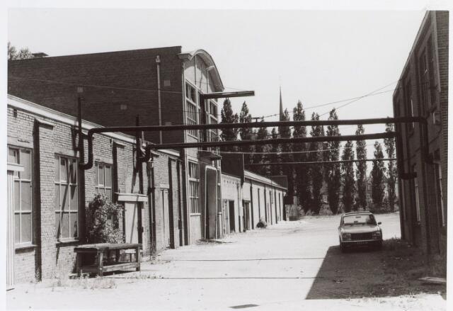 016909 - Gedeelte van het fabriekscomplex van looierij - wolwasserij Bernard Pessers