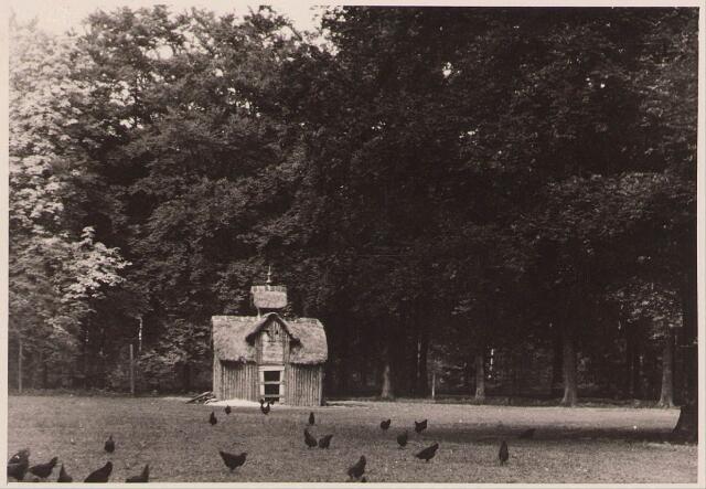 027863 - Oude Warande, het Hoenderhok, voorheen Hertenkamp.