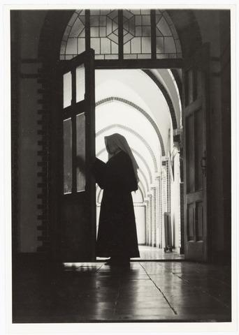 009336 - Kloosters. Zusters van Onze Lieve Vrouw van het Cenakel. Interieur van het Cenakel