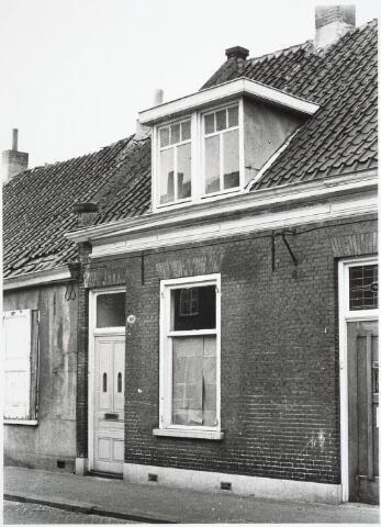 032915 - Voorgevel van het pand aan de Stevenzandsestraat 128