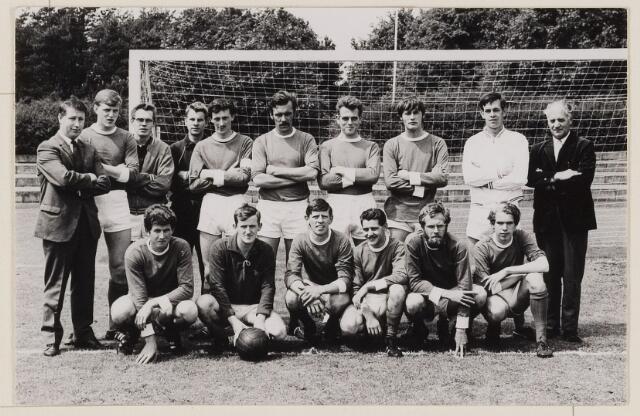 084808 - Voetbal. Gloria UC Baarle-Nassau