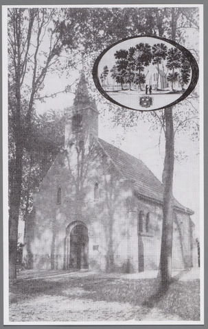065558 - De St. Salvatorkapel werd in 1400 op de fundamenten van de oude parochiekerk gebouwd; in 1807 grotendeels afgebroken; het priesterkoor dat nog was blijven staan werd in 1926 gesloopt en de stenen werden gebruikt voor de bouw van de hervormde kerk op de Markt in Ginneken; de tegenwoordige kapel werd gebouwd in 1929/1930 tijdens het pastoraat van pastoor Vekemans; gezien de omstandigheden in de wereld raakte de kapel, welke bedoeld was als bedevaartsoord, gaanderweg in de vergetelheid; met enkele donaties van de parochieanen kond de laatste 10 jaar een groep bejaarden de kapel opknappen en onderhouden; Door pastoor van Beek werd in 1980 het 50 jarig bestaand van de kapel op bescheiden wijze hetdacht