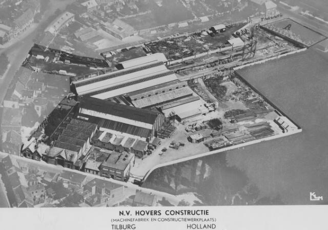 063913 - N.V. Hovers Constructie Machinefabriek en Constructiewerkplaats aan de Lovensestraat10, later Tilburgse Constructiewerkplaats en Machinefabriek v/h H. Hovers N.V.