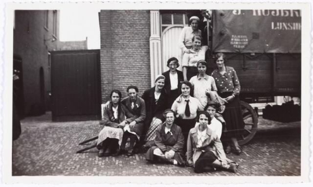 008859 - Terugtocht Kevelaer in 1933 (Veghel).