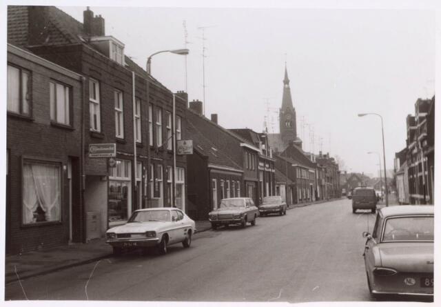 022370 - Hoefstraat gezien vanuit de richting Koestraat