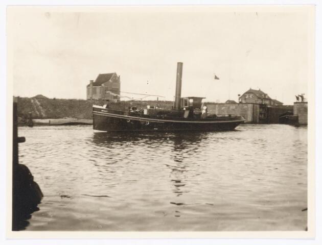 039816 - Wilhelminakanaal ter hoogte van de sluis aan de Voldijk in 1924