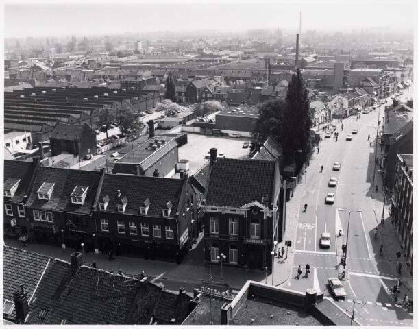 036403 - Panorama van Tilburg vanaf de toren van de Heuvelse kerk;