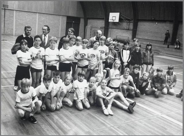 89553 - Sporters van basisscholen Terheijden