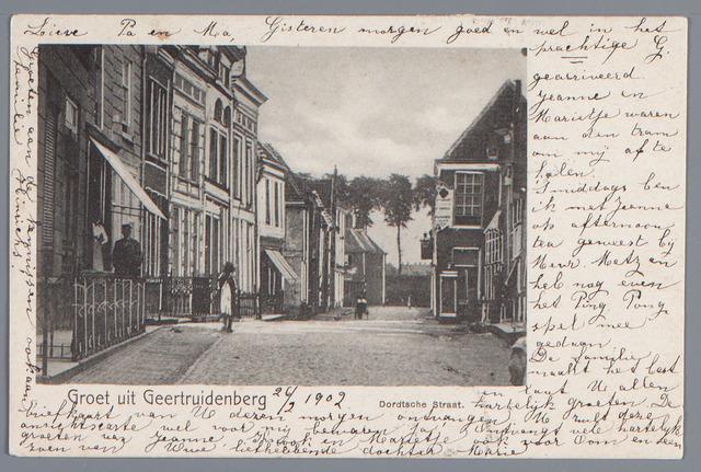 058173 - Inkijk in de Dordtsestraat