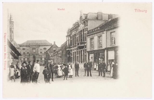 038023 - Oude Markt (zie nr. 1842)