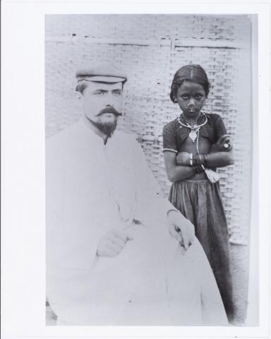 006407 - Joannes Josephus Aelen, geboren Tilburg 29.10.1876, overleden Tilburg 3.11.1950, missionaris Mill Hill, pastoor van Nellore India.