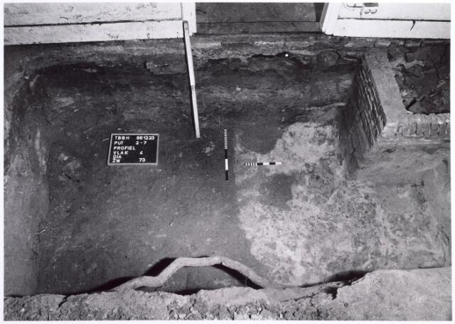 015760 - Archeologisch onderzoek in het pand Bokhamerstraat 13