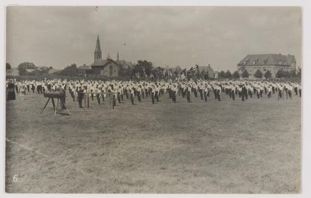 081949 - Gilze, sportfeesten
