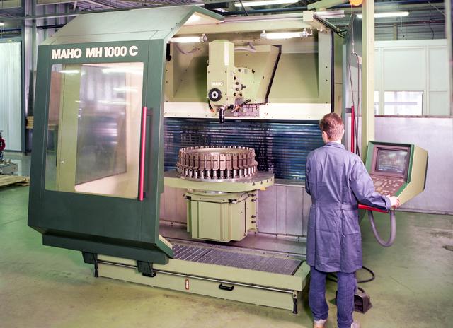 D-001808-1 - Topps (turbine overhaul power plant support; het bedrijf richt zich op het onderhoud van vliegtuigmotoren)/Chromalloy Turbine Support