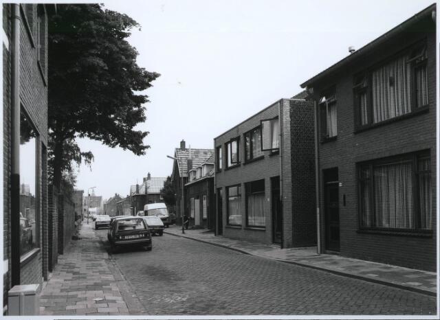 027641 - Oude Langstraat 67 (links), 46-54 (rechts).