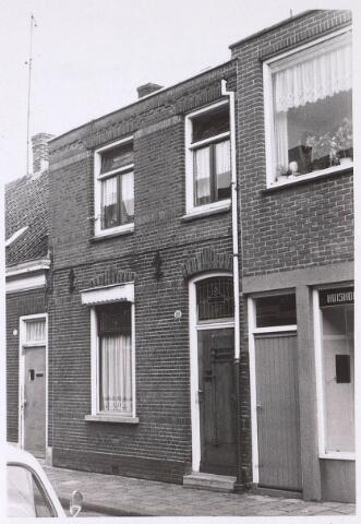 023726 - Pand Klaverstraat 28 medio 1971