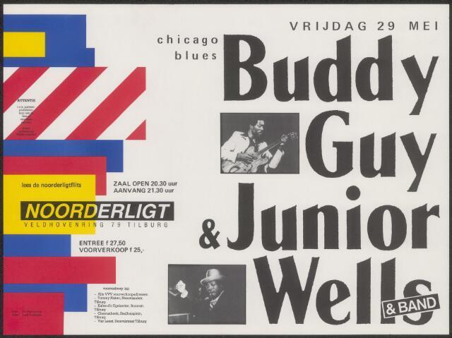 650231 - Noorderligt. Buddy Guy & Junior Wells