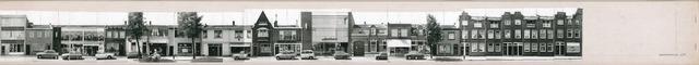 1625_0045 - Fotostrook; straatwand; panden aan de linten en hoofdverbindingswegen in het centrum van de stad; Broekhovenseweg 7-197; foto's werden tussen 1976 en 1985 gemaakt. (foto gemaakt in periode 1976-1985)