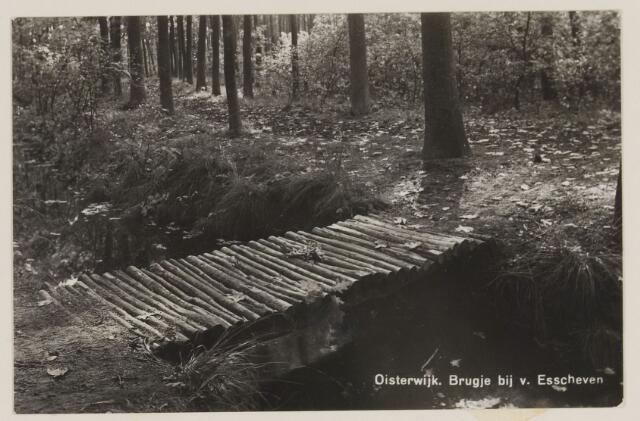 075166 - Serie ansichten over de Oisterwijkse Vennen.  Ven: Van Essenven. (Van Escheven)