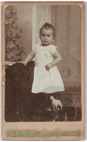 004427 - Martinus Dirk HAZE, geb. 1898, op de leeftijd van anderhalf jaar.