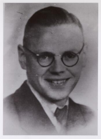 604329 - Tweede Wereldoorlog. Oorlogsslachtoffers. Wilhelmus A. Baeten (1915-1945).