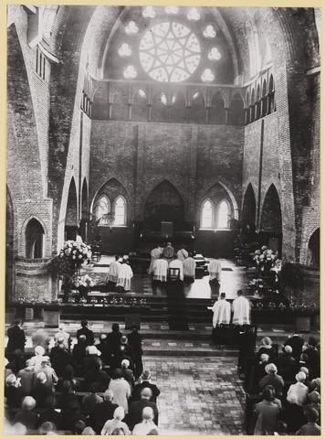 076536 - H. Mis bij gelegenheid van de kerkwijding op 4 Juni 1928