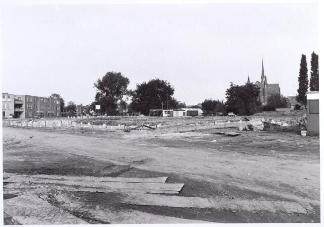 016957 - Terrein waarop vroeger het kasteel van Tilburg heeft gestaan